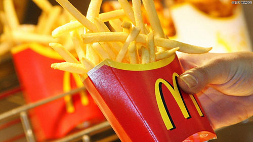 What McDonald's French Fries Are Really Made Of