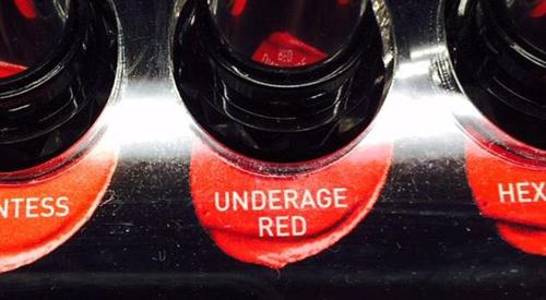 Underage-Red